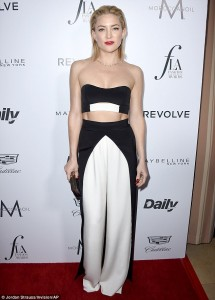 Another Hudson Red Carpet two piece