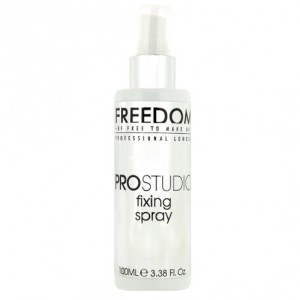My current favourite Fixing Spray by Freedom Pro £5